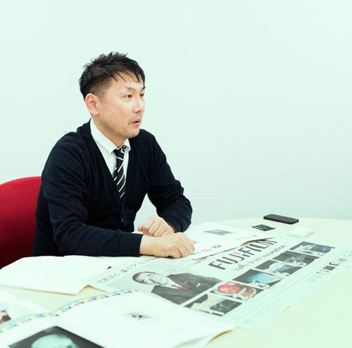 富士フイルム デザインセンター長 堀切和久氏インタビュー