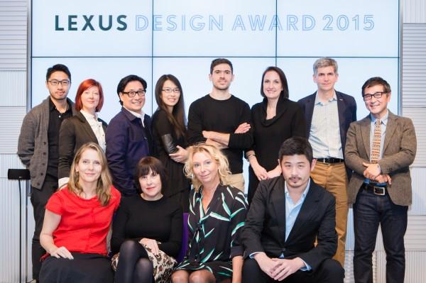 「LEXUS DESIGN AWARD 2015」審査会レポート