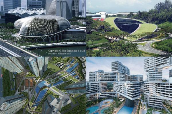 シンガポールに行ったら絶対見ておきたい建築 11選