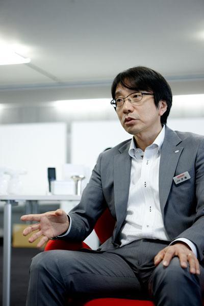 AXIS 173号「デンソーデザイン部長の伊藤義人氏インタビュー」