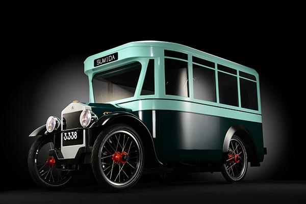 第7回「Eチーム  SUMIDA M Type Bus」