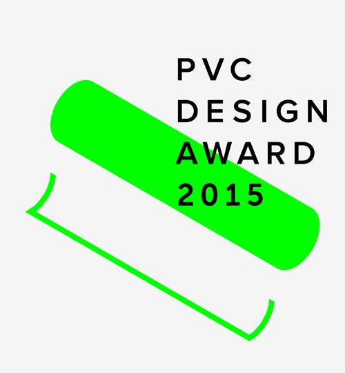 「PVC DESIGN AWARD 2015」 5月7日より作品募集開始