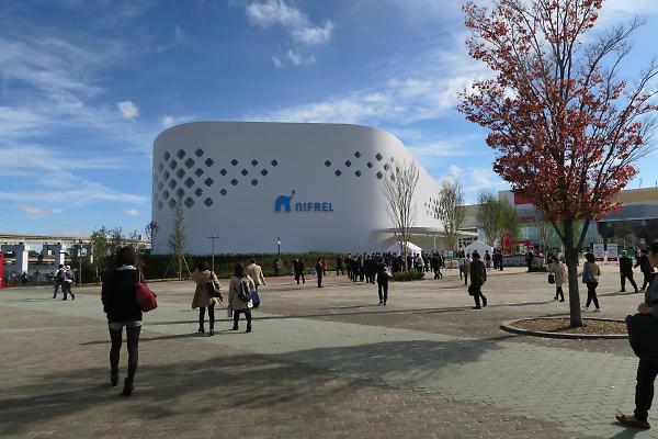 生きているミュージアム「NIFREL」がオープン1 「鑑賞」ではなく生き物同士が「対面」する場所