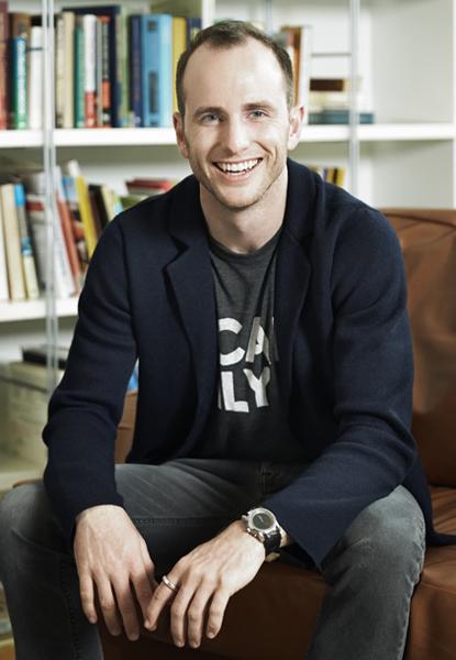 Airbnb共同創設者のジョー・ゲビア氏が語る「未来の住まい」