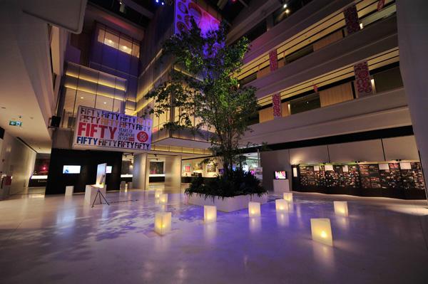 第10回「面出 薫 + LPA 光の巡回展『Nightscape 2050 未来の街・光・人』」