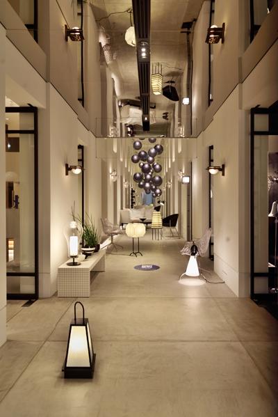 昭和の時代に活躍した建築家の照明と、それがつくられた建物
