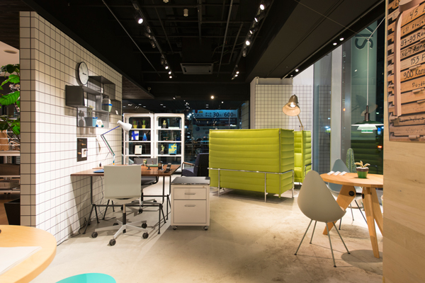 理想のワークスタイルを提案「NEW WORK STYLE Office&Home」