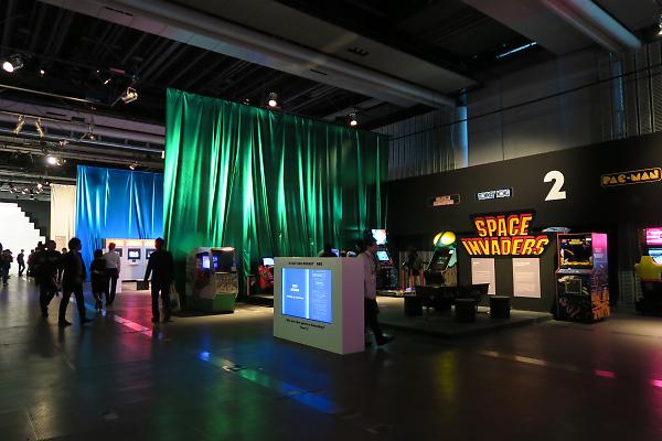 ゲームはリアリティからリアルへ 日本科学未来館 企画展「GAME ON ~ゲームってなんでおもしろい?~」