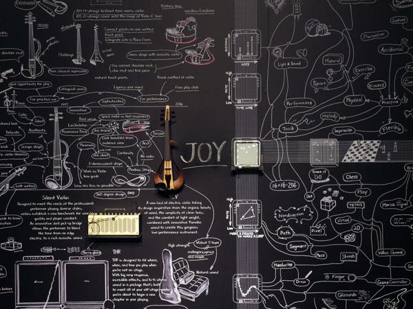 """ミラノ・トリエンナーレ「Yamaha Design Exhibition """"&JOY""""」開催中"""
