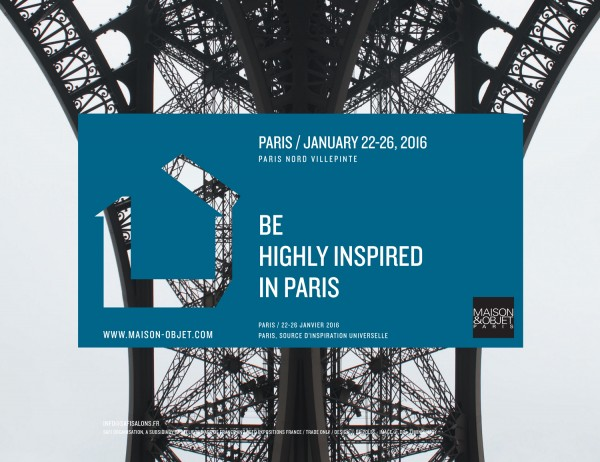 9月初旬のパリは、2つのデザインイベント「メゾン・エ・オブジェ」「パリ・デザインウィーク」に注目