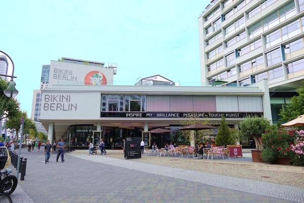 vol.77 動物園に臨む多目的商業スペース「ビキニ・ベルリン」