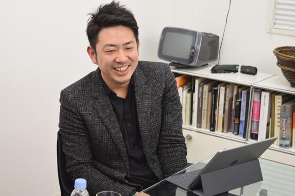 鈴木啓太さん「モノの歴史を進めたい」