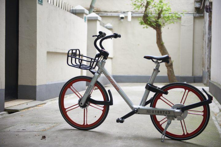 上海発、乗り捨て御免レンタサイクル