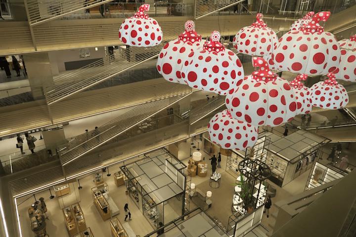 4月20日開業の「GINZA SIX」はデザインとアートのショーケース