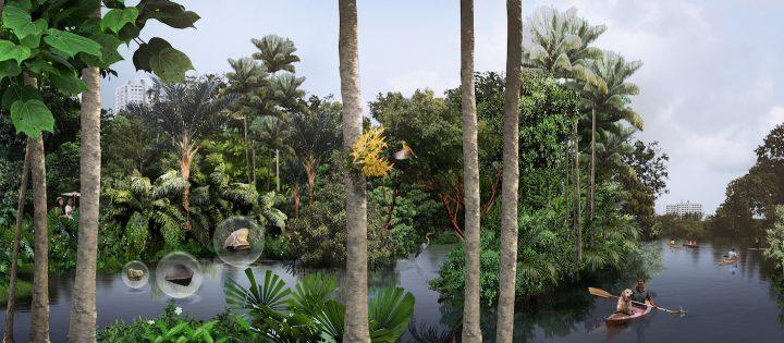SDW_6 2020年にシンガポールにオープンする3つ目の国立公園「ジュロン・レイク・ガーデンズ」