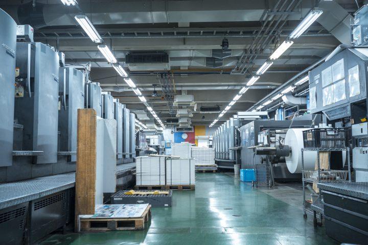 印刷工場見学レポート|デザイン誌「AXIS」がかたちになる場所
