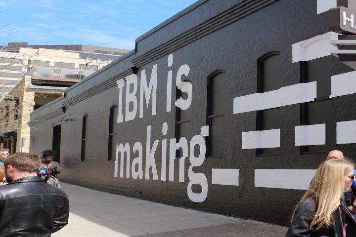 SXSWにおけるIBMの存在感とDuoSkinの試み