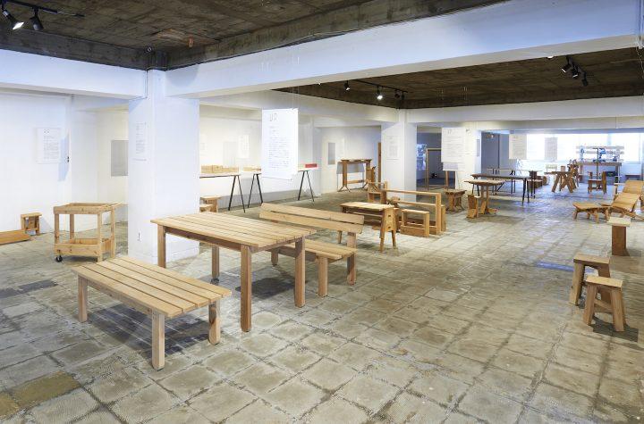 """「石巻工房の家具 2011-2017」展のワークショップで、 """"セルフビルドの精神""""を体験する"""
