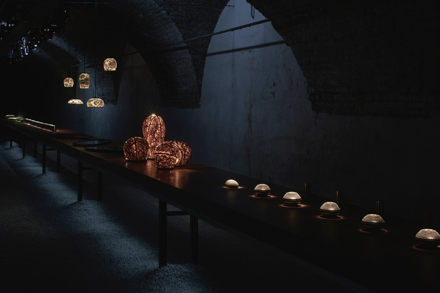 ミラノサローネ / ユーロルーチェ2017 伝統工芸と家電技術とのコラボレーションーーパナソニックデザイン…