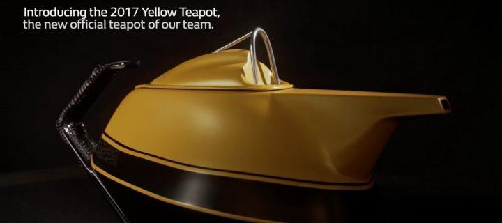 自動車メーカーのルノーが、ティーポットをデザインしたワケ