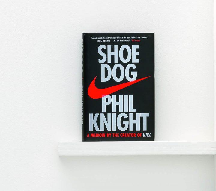 【書評】フィル・ナイト著「SHOE DOG (シュー・ドッグ)」 ナイキ(NIKE)創業者が綴る起業秘話