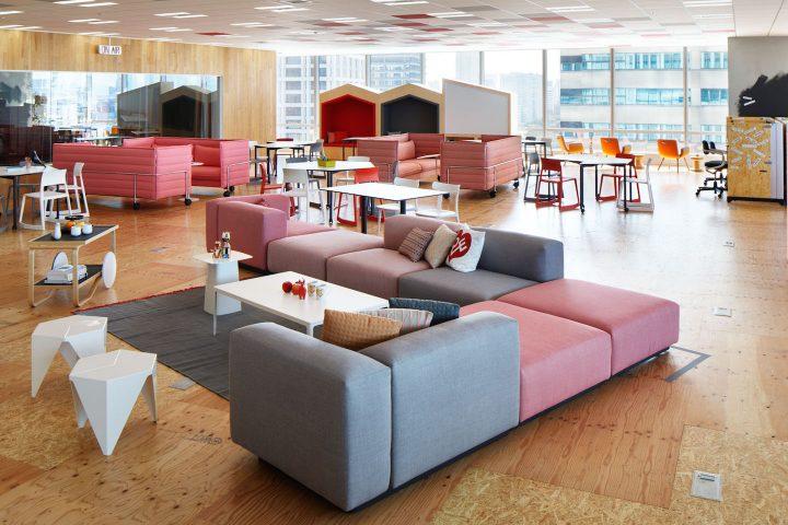 インテリアとイベントを通じて検証する「ジッケン オフィス」。コラボレーションを生み出すオフィスのあり…