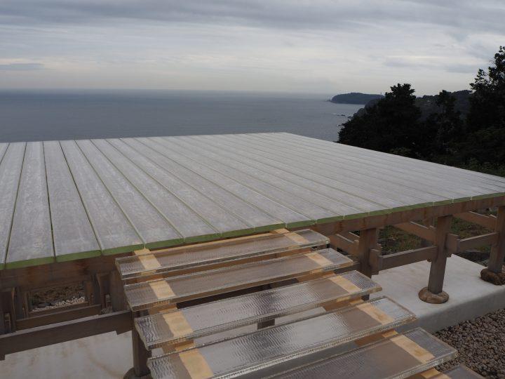 構想10年、建設10年。杉本博司の江之浦測候所はこんなところでした。