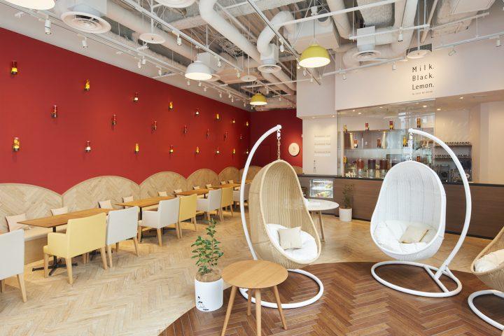 「キリン 午後の紅茶」が立ち上げたリアル店舗。成熟したブランドの次なる一手は体感