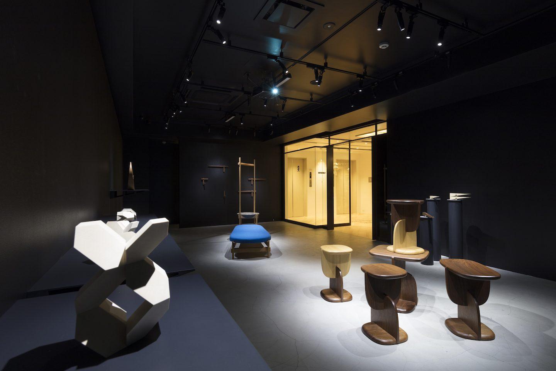 京都のクリエイターユニット「at&on(アットオン)」の個展。そのとき、その場から受けた刺激を形に…