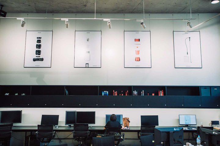 富士フイルム デザインセンター シリーズ広告 「デザイン標本」