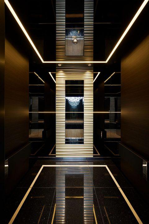 光によるアートの新たな解釈 コンラッド大阪