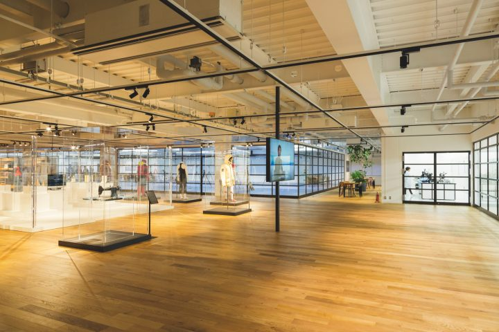 ゴールドウイン テック・ラボ ファッションとテクノロジーの融合がここから生まれる