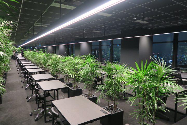 いけてるオフィスは仕事ができない?JINSの会員制オフィス「Think Lab」は最高に集中できるストイックな空間