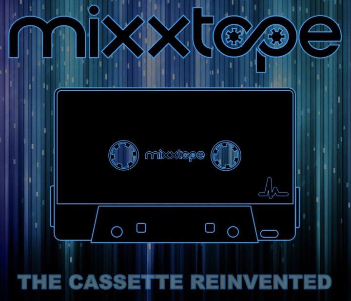 ラジカセでも再生できるデジタル音楽プレーヤー「ミックステープ」