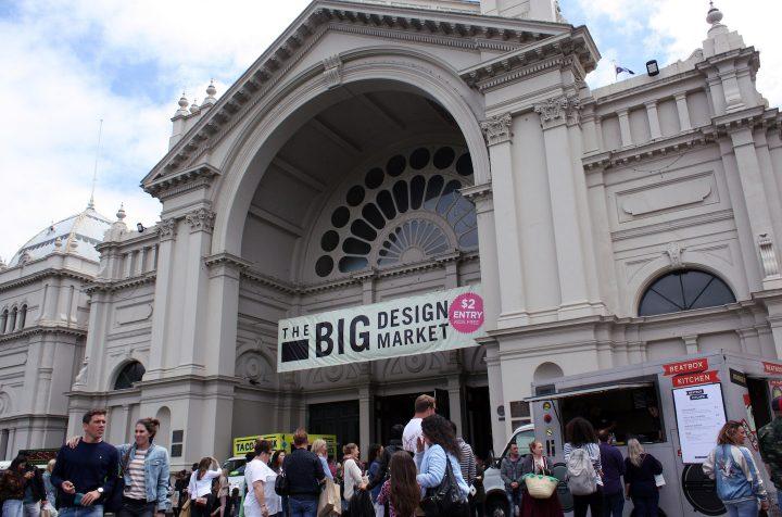 クラフトとデザインを発信するメルボルン最大のデザインマーケット「Big Design Market」