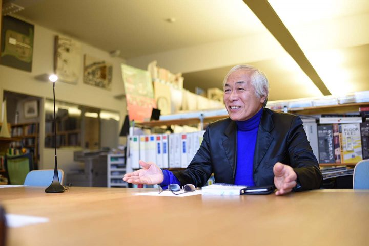 岡部憲明さん「現実に存在しているものはすべて先生」