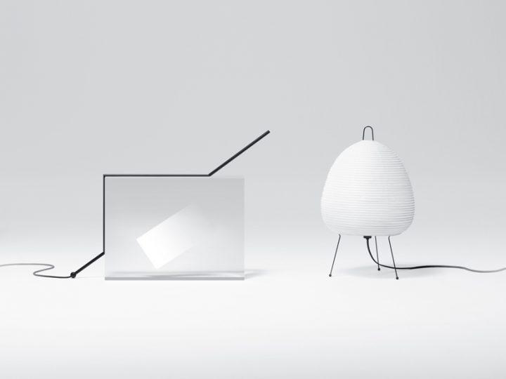 nendoがイサム・ノグチの名作「Akari」をオマージュした新作の照明を発表