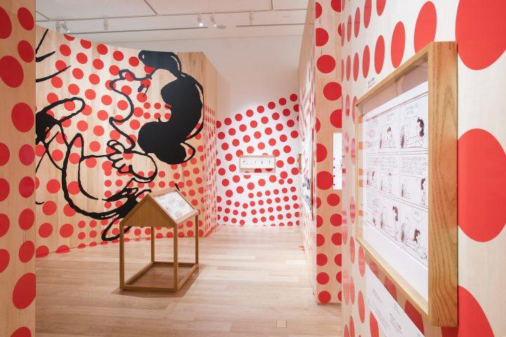 スヌーピーミュージアムの空間デザインのつくり方。手がけたのは祖父江慎さんとトラフ建築設計事務所