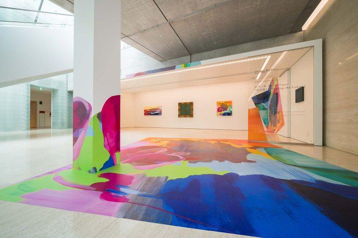 独自の色彩表現で、ルノワール、モネ、ゴッホと向き合う 流 麻二果「色を追う/Tracing the Colors」