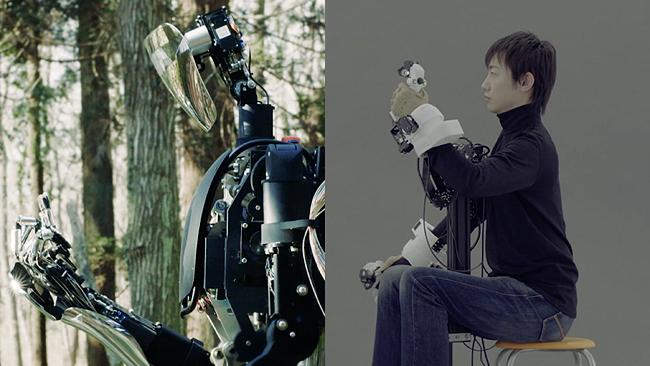 TAKT PROJECTがプロダクトデザインを担当 人の手のように繊細な動きをするアバターロボット「MELTANT-α」