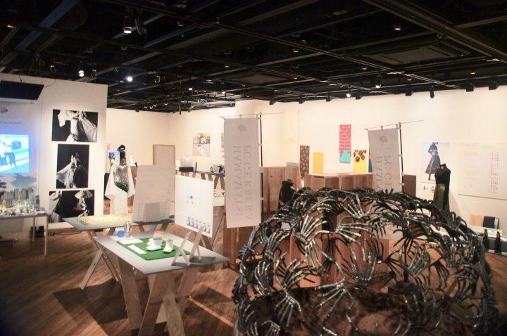 【卒展2018】静岡文化芸術大学。浜松市とのつながりが見える展示。