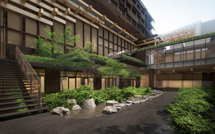 Ace Hotelがついに日本に上陸 建築家・隈研吾による京都・新風館のリノベーションで2019年末に