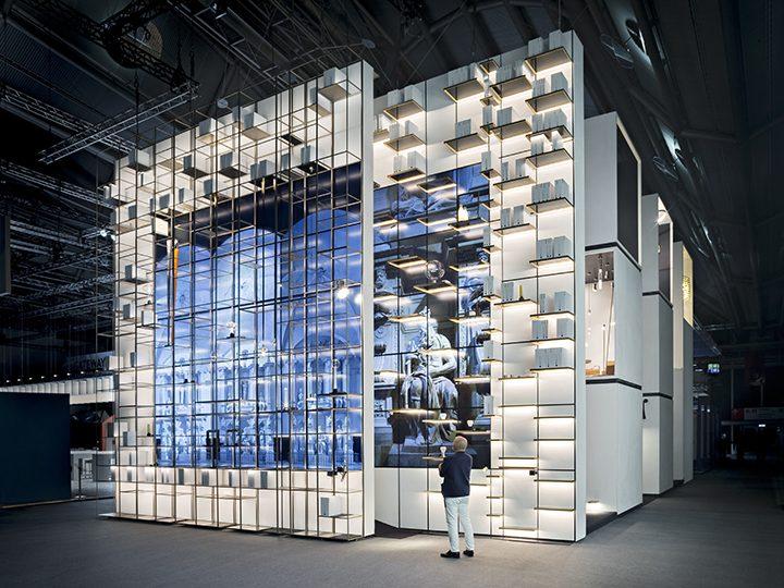 Light + Building 2018 レポート 色をテーマに光の質を追求「ヴィアビズーノ」