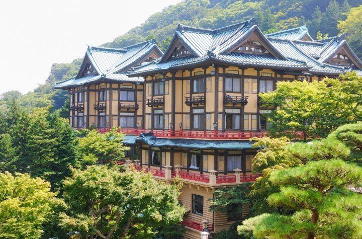 2020年に向けて改装期間へ。年月が築いた箱根・富士屋ホテルの魅力【前編】