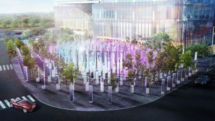 チームラボが中国の都市開発プロジェクトのコンセプト 「Personalized City」を発表