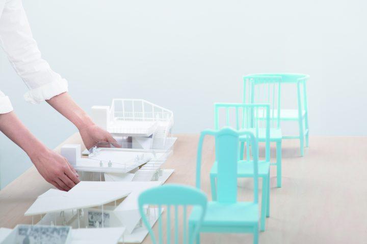 建築家・藤村龍至の個展が2018年7月31日(火)から開催 「ちのかたち-建築的思考のプロトタイプとその応…