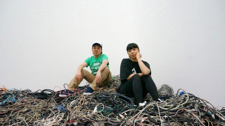 エキソニモと思考する「メディアアートの輪廻転生」 山口情報芸術センターにて開催
