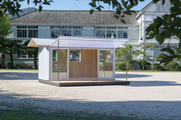 隈研吾建築都市設計事務所による新プロジェクト 「小屋のワ」