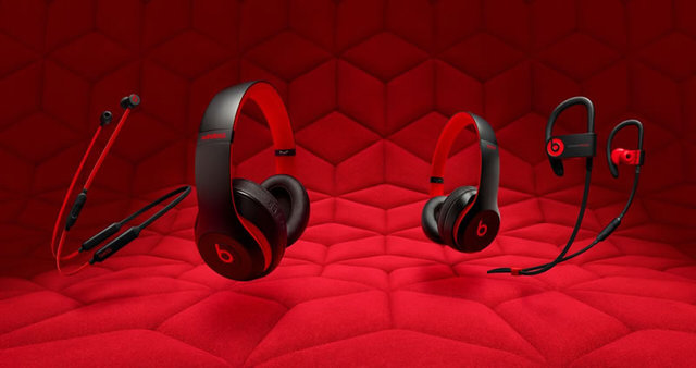 Beats by Dr. Dre 製品第一号の発売10周年を記念 「The Beats Decade Collection」が登場
