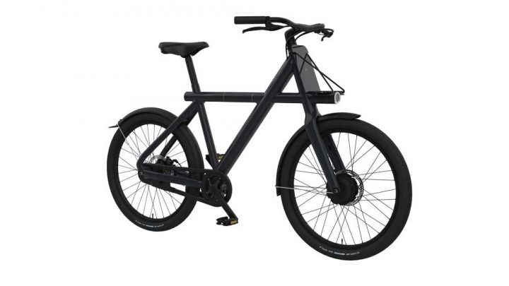 オランダ発、絶対に盗まれない自転車!? VanMoof社から新シリーズ「Electrified 2」が登場